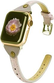 Wearlizer <b>Watch Band</b> 38mm Womens Unique Air-<b>Corn</b> Metal ...