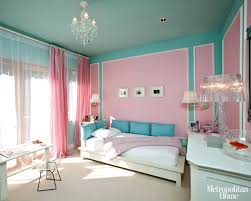 bedroom for girls:  light blue bedroom for girls decoration the blue accents here and