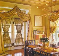 living room window treatments dining scarves
