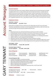 account manager cv template  sample  job description  resume    account manager cv template  sample  job description  resume   s and marketing