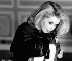 Catherine Deneuve: 'Beauty has always been a burden for me ... via Relatably.com