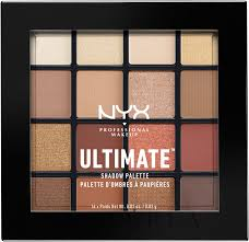 <b>Палетка</b> теней - <b>NYX Professional Makeup</b> Ultimate Shadow ...