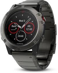 <b>Garmin Fenix 5X Sapphire</b> GPS Watch | REI Co-op