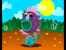 <b>Ugly Monster</b> song - from the Kid's Box Level 1 interactive DVD ...