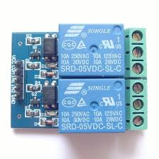 <b>2 CHANNEL 5V</b> 10A <b>RELAY</b> MODULE Description The <b>relay</b> ...