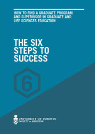 how to a graduate program and supervisor in graduate and life graduate brochure