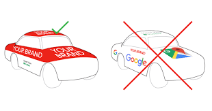 Street View sales and branding guidelines are specific to trusted pros.