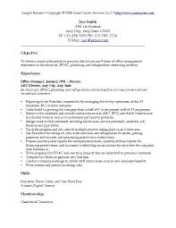 general resume objective examples and get inspiration to create a good resume 12 general resume example
