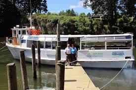 Image result for cruise boat hamilton river nz
