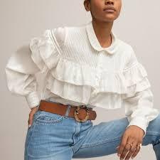 Женскую <b>рубашку La Redoute</b> Collections купить в каталоге ...