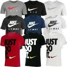 Nike Cotton Big & Tall <b>футболки</b> для мужчин с графическим принтом