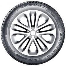 <b>Шины Continental ContiIceContact 2</b> SUV