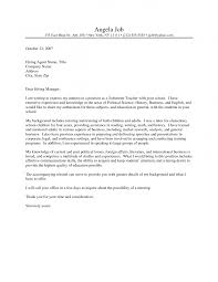 powerful cover letter examples cover letter tips cover letter good cover letters for education cover letter example