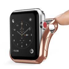 <b>Чехол</b> Nuobi Original для Apple Watch 44mm, Золотой — купить в ...