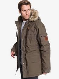 Мужские <b>куртки</b> - <b>Quiksilver</b>