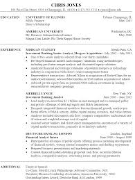 investment banking resume sample pictures format killer consulting investment banking resume format