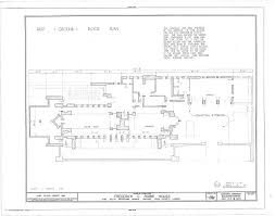 Spotlight on Frank Lloyd Wright  the Robie House   ARCHITECTUROLOGYGround floor plan