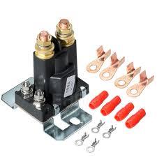 <b>High Current</b> Starter Relay 500A <b>12V</b>/24V 4Pin Car Auto <b>Power</b> ...