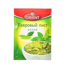 <b>Лавровый лист ORIENT</b> 5г арт.3142143 в гипермаркете ...