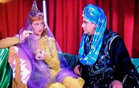 Image result for images from 1951 movie The Magic Carpet