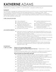 professional clinical project manager templates to showcase your resume templates clinical project manager