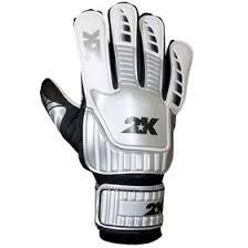 <b>Перчатки вратарские 2K</b> Sport Wittem white/silver/black, 10 ...