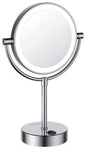 <b>Зеркало косметическое</b> настольное <b>WasserKRAFT K</b>-<b>1005</b> с ...