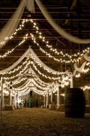 my barn wedding photo by amy horn photography barn wedding lights