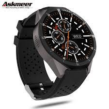 <b>ASKMEER</b> KW88 Pro <b>Smart</b> Watch Android 7.0 Smartwatch Phone ...