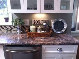dishy kitchen counter decorating ideas:  captivating kitchen counter decor ideas great home decoration for interior design styles