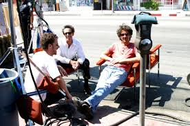 joel ethan coen film cinema the red list joel ethan coen and brian grazer on the set of intolerable cruelty