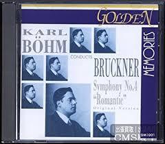 Anton <b>Bruckner, Karl Bohm</b>, Sächsische Staatskapelle - Karl <b>Bohm</b> ...