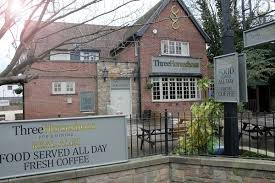 Image result for the three horseshoes east leake
