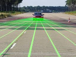 New Ford Pre-Collision Assist with Pedestrian Detection Technology ...