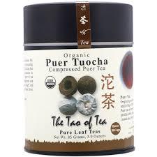 Tao Of <b>Tea Organic Compressed Puer</b> Tuocha