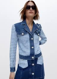 <b>Women's denim</b> clothing | Uterqüe <b>spring</b>-summer 2021