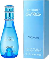 Davidoff <b>Cool Water Woman Туалетная</b> вода 30 мл