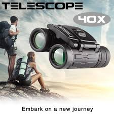 <b>40X22 Mini Binocular</b> HD Telescope Outdoor Camping Tour ...
