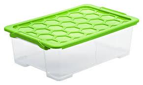 <b>Rotho</b> Ящик для хранения Evo Safe 18,5х59х39,5 см — купить по ...