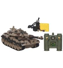 <b>Радиоуправляемая игрушка Пламенный мотор</b> Т-90, артикул ...