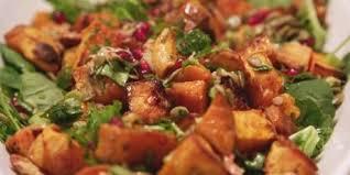 Sarah <b>Off the</b> Grid's Roasted <b>Sweet</b> Potato Salad   Recipe   Salad ...
