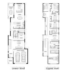 Floor Plan Friday  Narrow but large storey home   house plans    Floor Plan Friday  Narrow but large storey home   house plans   Pinterest   Floor Plans  Study and Living Spaces