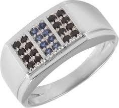 Мужская серебряная печатка перстень <b>Национальное</b> ...