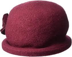 New San Diego Hat Company <b>Women's</b> Soft <b>Knit</b> Cloche Hat Side ...