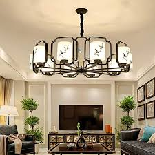 Yikuo Chandelier - China Iron Fine, Extravagant ... - Amazon.com