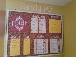 professional bulletin board designs google search church decor i love this idea it s a much prettier version of what we had in boot camp for daily weekly organization i will definitely be modifying this idea to suite