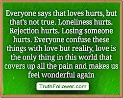 Quotes About Love And Loneliness. QuotesGram