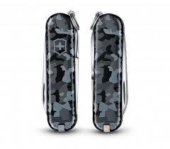 <b>Нож брелок</b> Victorinox 0.6223.942 <b>Classic SD</b> Navy <b>Camouflage</b> ...