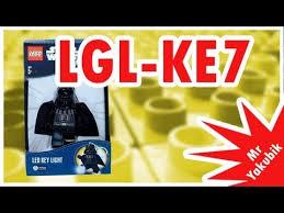 <b>LEGO</b> Star Wars, <b>брелок фонарик</b> Дарт Вейдер - YouTube