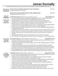 student activity resume student activities resume jamesdonnelly student activity resume